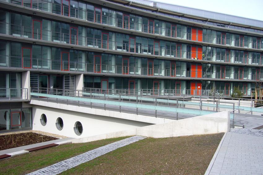 Glasgeländer Treppe treppen geländer und balkone tews maschinen und stahlbau gmbh
